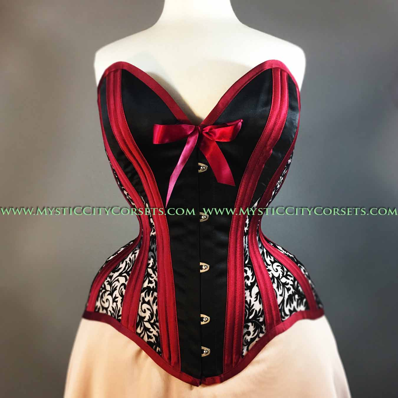 88934ede9a Pinup Inspired Overbust Corsets